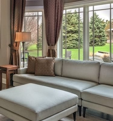 Custom Window Treatments Long Grove