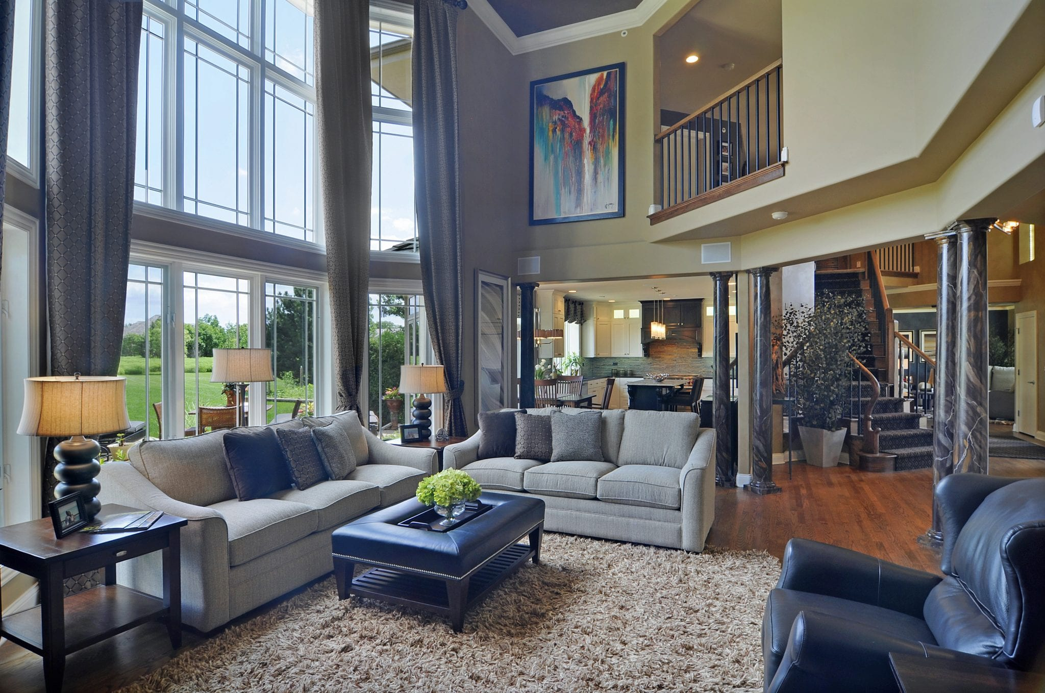 Executive Interior Design and Build - Barrington, Long Grove, Crystal Lake Wilmette, Lake Forest