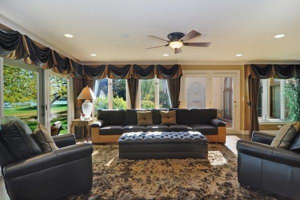 Family Room Furnishings South Barrington