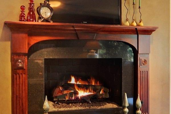 Fireplace Design South Barrington