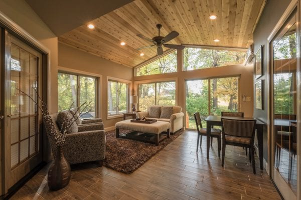 Sunroom Design & Build Crystal Lake