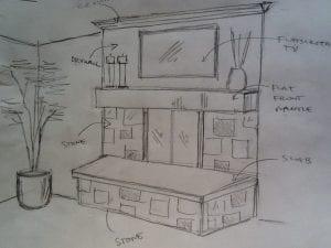 Fireplace Home Renovation Barrington, Northbrook, Wilmette, Lake Forest