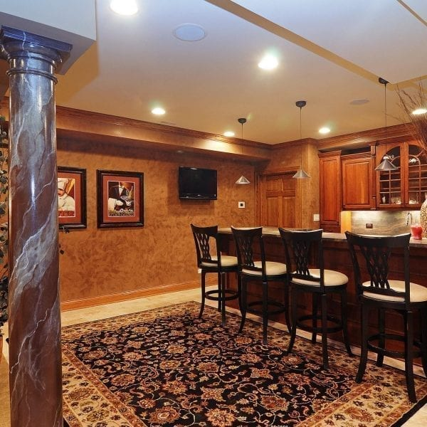 Home Remodeling Interior Design Geneva IL | Basement Renovations