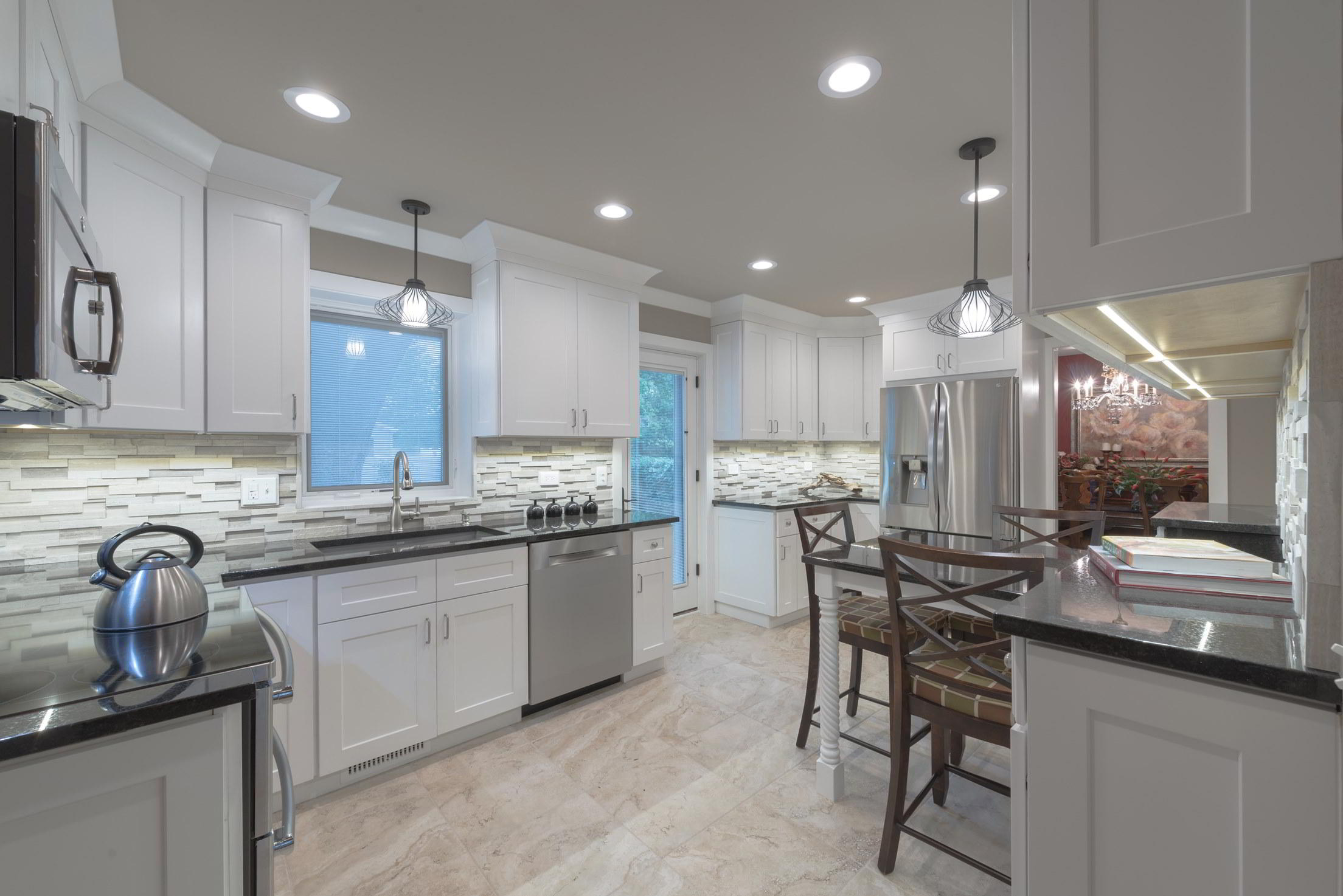 Palatine Illinois Kitchen Design Consultations, Material Selections, Kitchen Remodeling