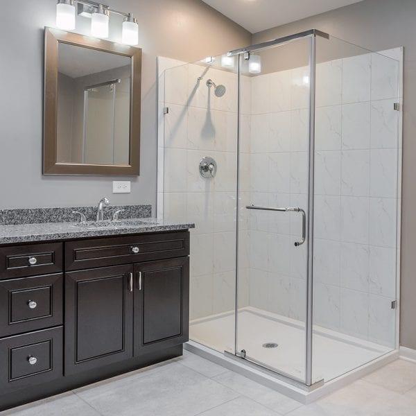 Bathroom Cabinet Shower