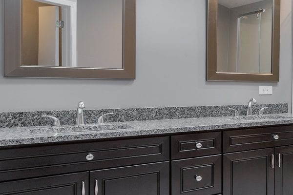 Master Bathroom Remodeling Cabinetry