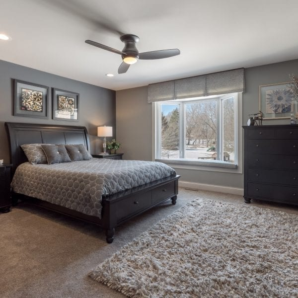 Crystal Lake Interior Design | Bedroom Design