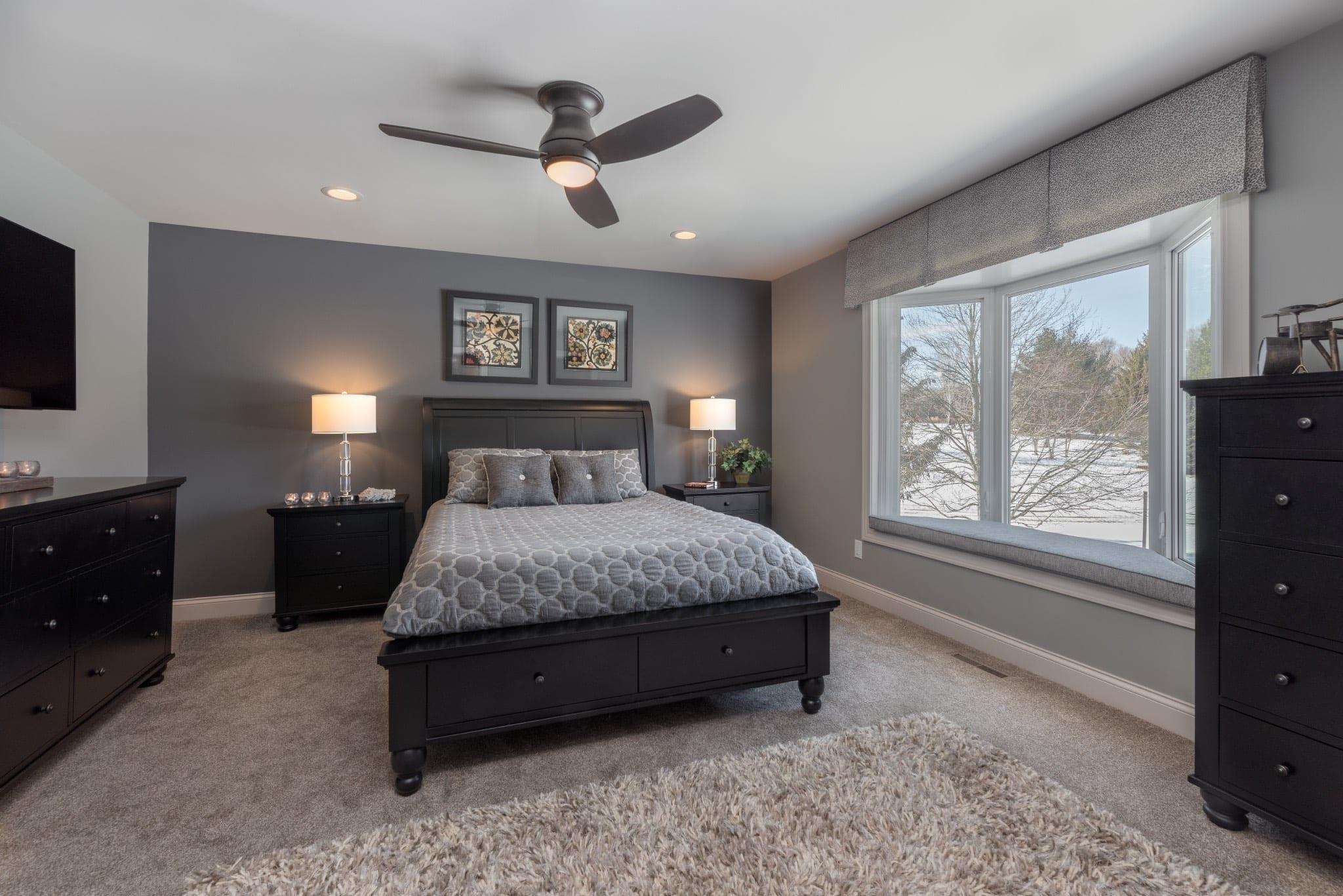 Crystal Lake Interior Design | Bedroom Furnishings