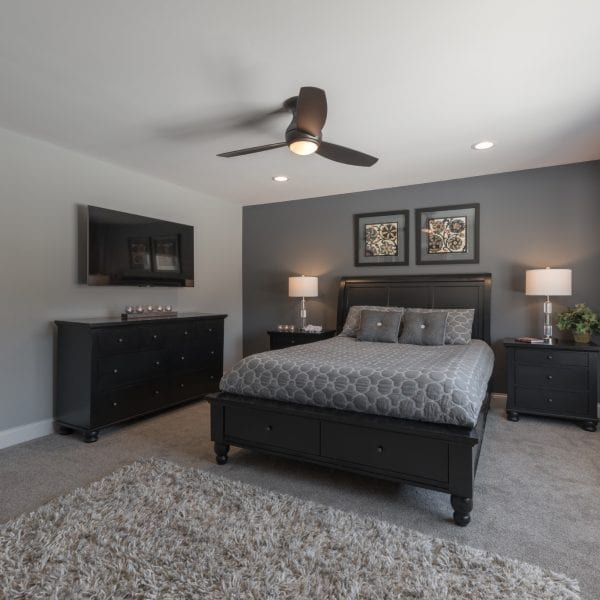 Crystal Lake Illinois Bedroom Interior Designer