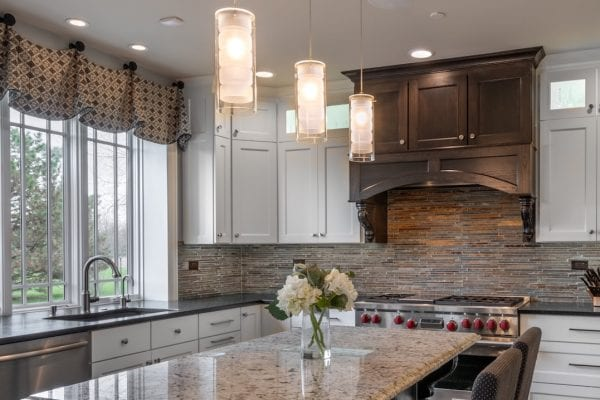 Long Grove Kitchen Backsplash