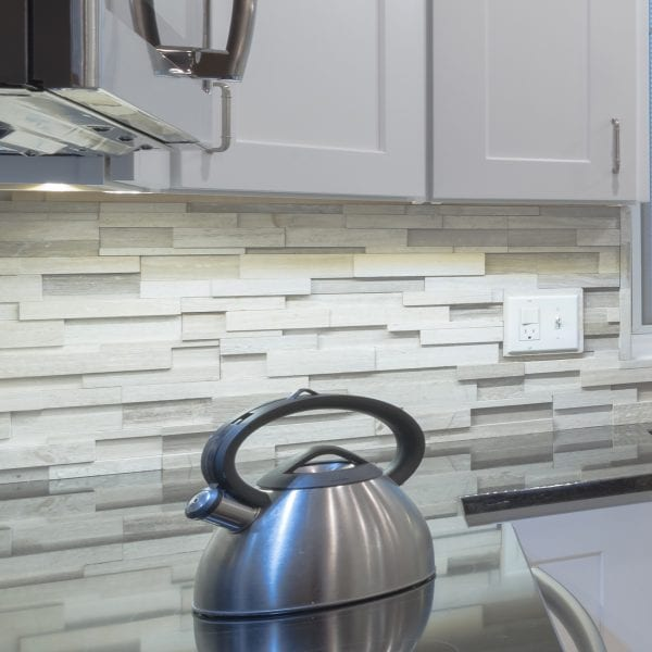 Palatine Kitchen Backsplash
