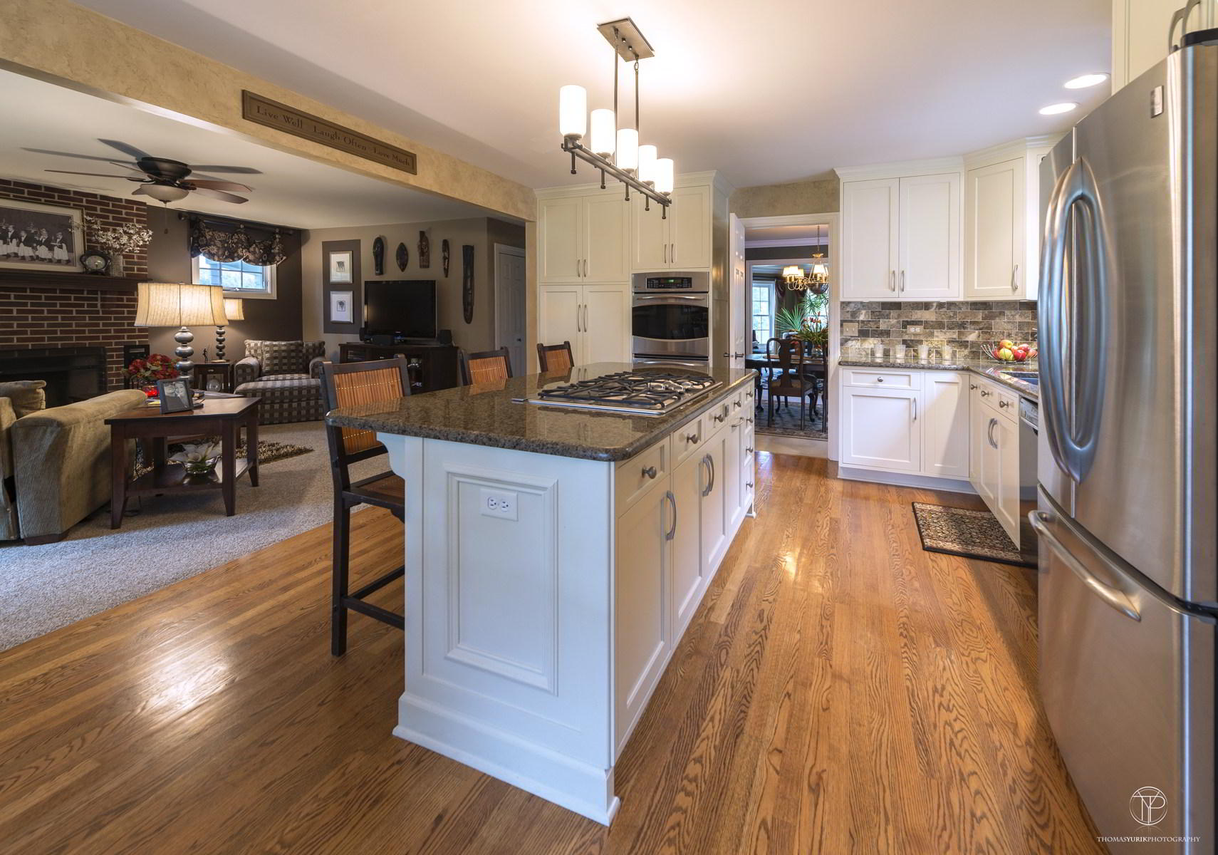 Kitchen Interior Design in Crystal Lake Illinois Kitchen Remodeling Custom Renovation