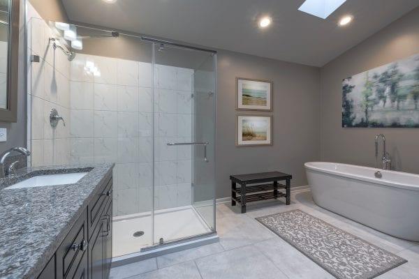 Remodeling Master Bath Interior Design