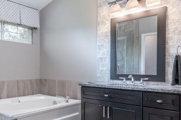Master Bathroom Design & Build