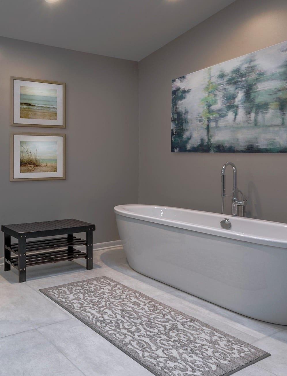 Bathroom Design Soaker Tub