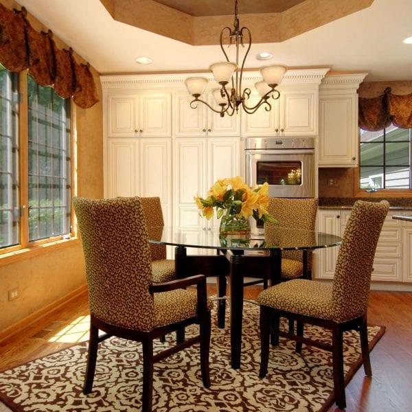 Crystal Lake Illinois Interior Design | Custom Kitchen Design | Kitchen RemodelingCrystal Lake