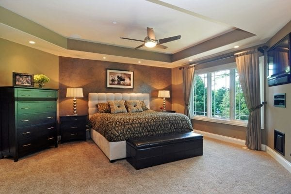 Long Grove Home Remodeling Master Bedroom Design by Illinois Dennis Frankowski of DF Design, Inc