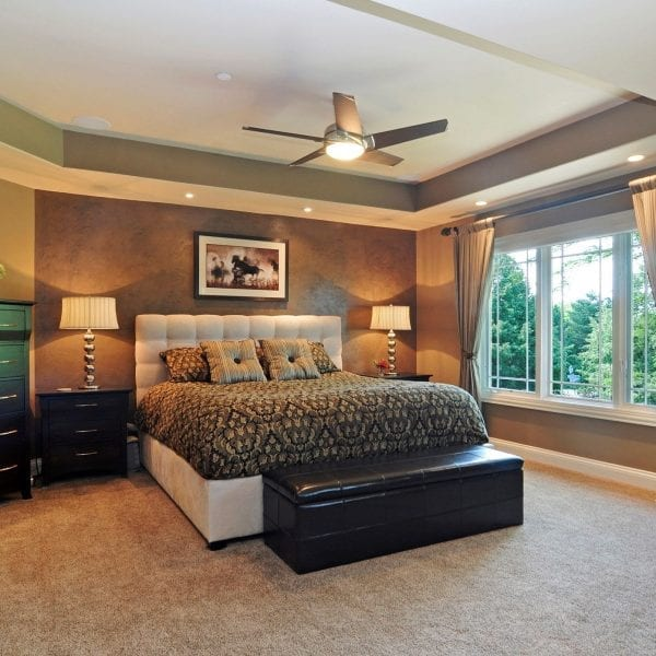 Long Grove Interior Home Remodeling Master Bedroom Suite Design by Illinois Dennis Frankowski of DF Design, Inc.