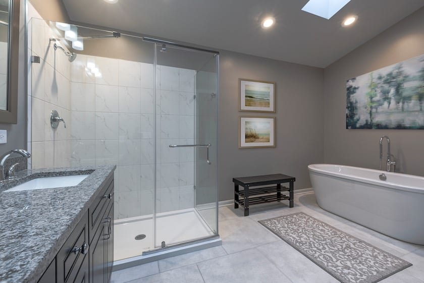 Master Bath on a Budget, Bathroom Consultation, Bathroom Remodeling Design Furnish | Bathroom Design, Crystal Lake, Barrington, Palatine, Arlington Heights, Lake Forest, Wilmette, Winnetka, Hawthorn Woods IL