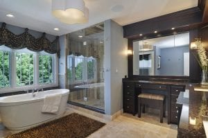 Updated Bathrooms | Bathroom Design & Remodeling