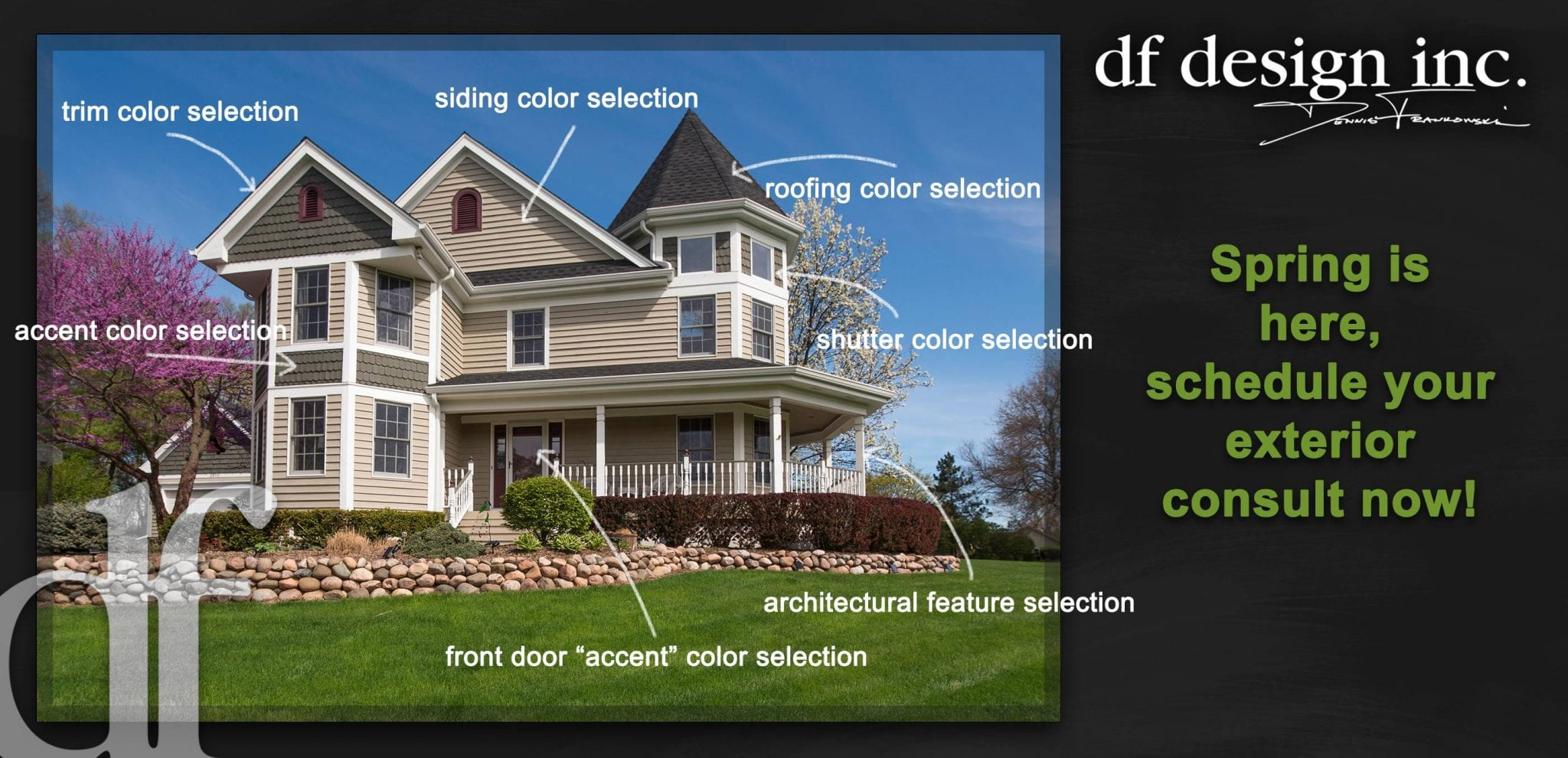 Exterior Painting Tips From an Interior Designer