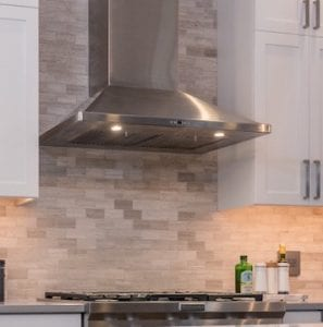 Backsplash color and design selection