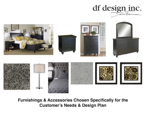Crystal Lake Interior Design Selections
