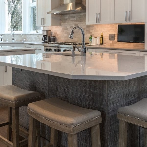 Kitchen Design - Home Renovations and Material Selections