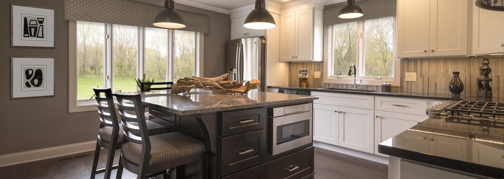 Crystal Lake Kitchen Interior Design
