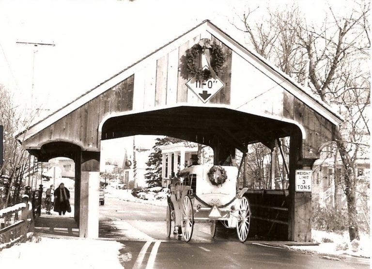Historic Long Grove Bridge