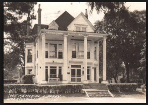 Cook Mansion Libertyville IL