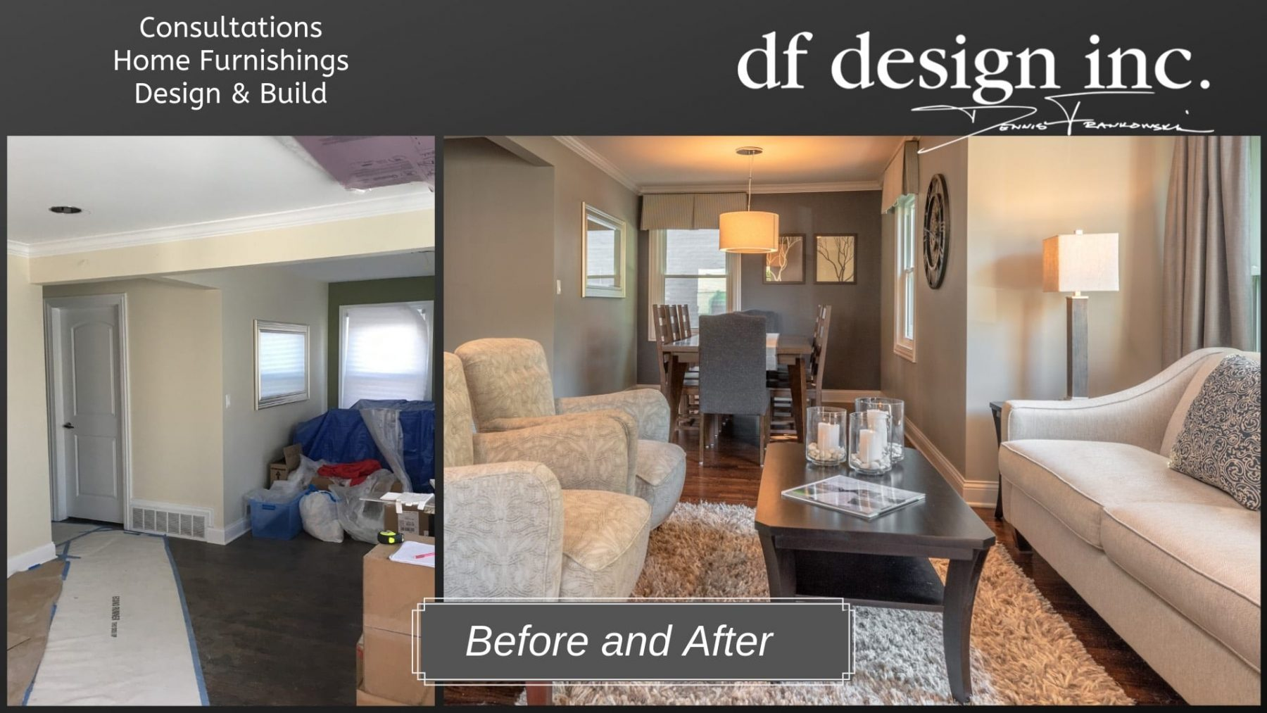 Interior designer In-home furniture consultant