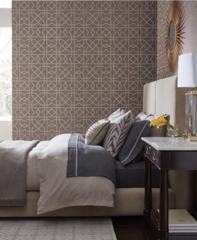 Neutral Wallpaper Trends