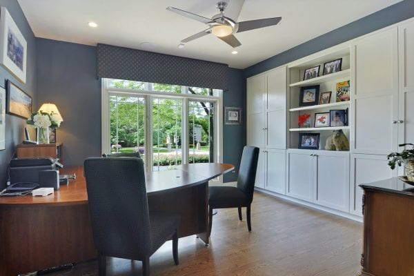 Long Grove Home Office Design