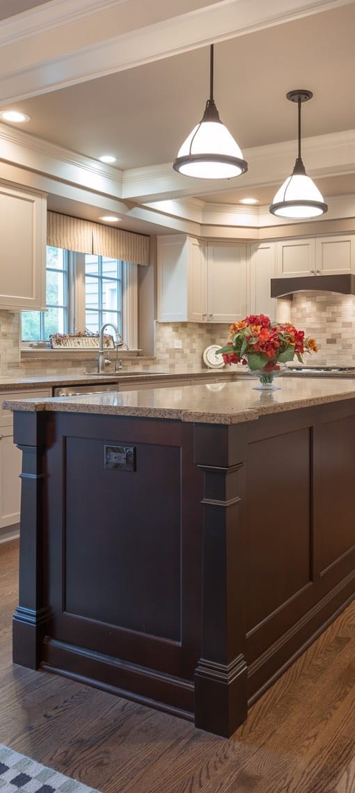Kitchen Island Design Deer Park IL