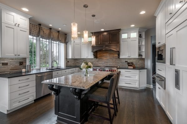 Kitchen Design Build Long Grove IL