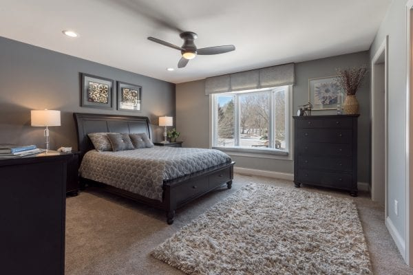 Crystal Lake Illinois Interior Designer | Bedroom Design Crystal Lake