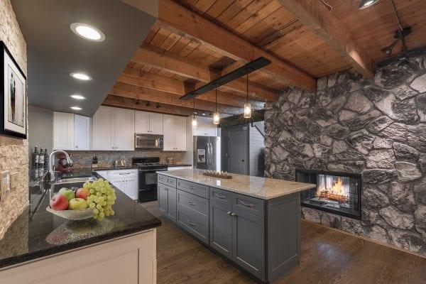Rustic Kitchen Design & Build 60047