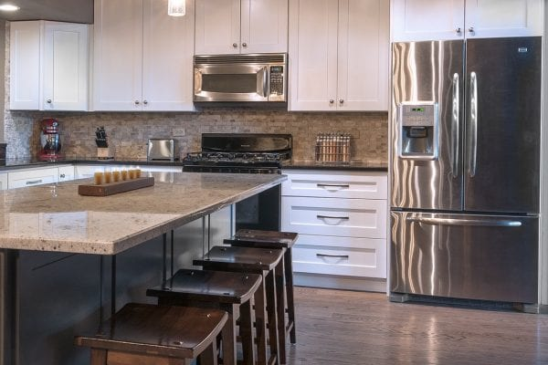 Rustic Kitchen Designer Hawthorn Woods IL