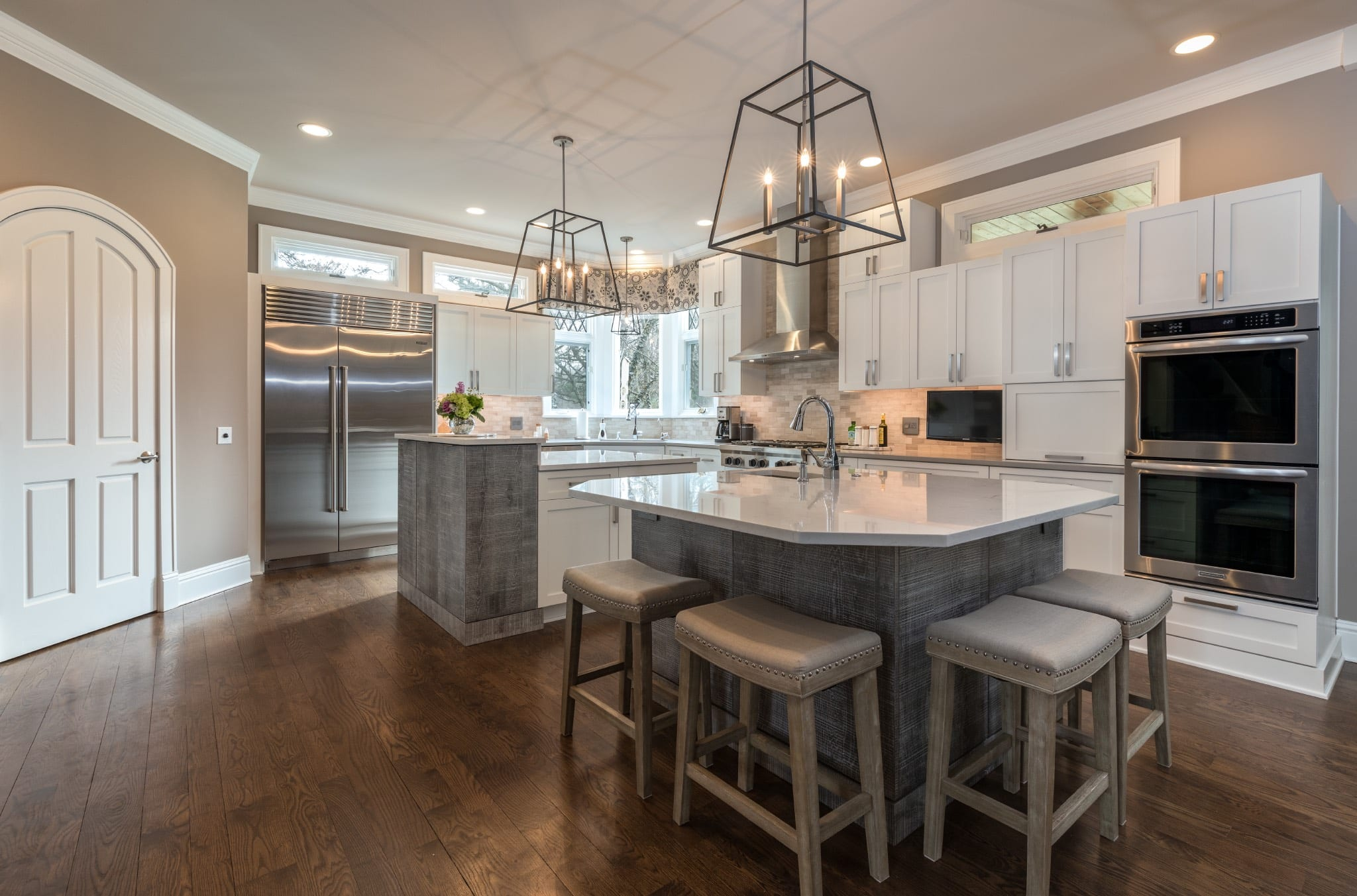 Burr Ridge Kitchen Renovation