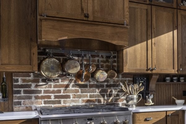 Kitchen Hood Cabinetry Woodstock IL