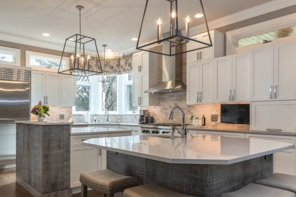Kitchen Design Material Selections