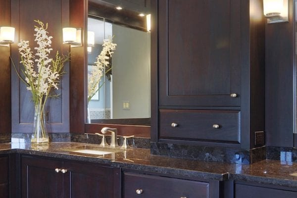 Bathroom Cabinetry Long Grove