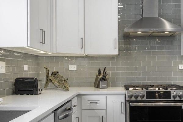 Kitchen Backsplash Algonquin