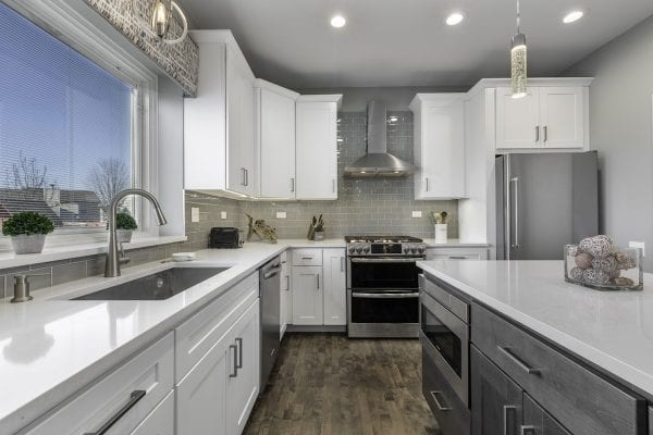 Kitchen Design & Build Algonquin