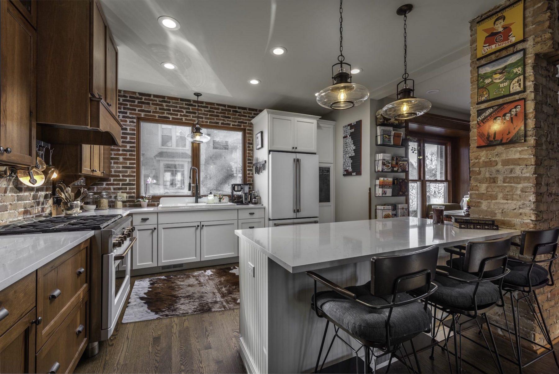 Illinois Kitchen Designer | Kitchen Furnishings Design & Build