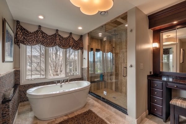 Master Bath Long Grove