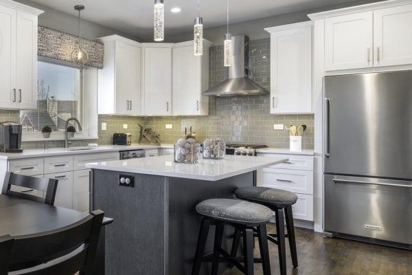 Transitional Kitchen Design Algonquin