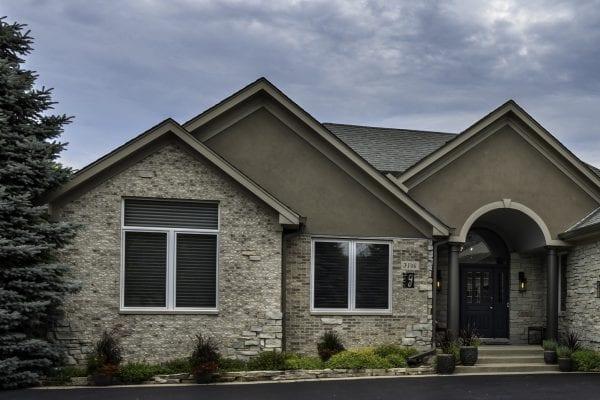 Oakwood Hills Exterior Color